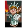 Liberty Gnome-icon