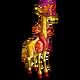 Masked Up Giraffe-icon
