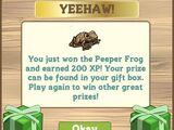 Peeper Frog