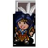 Pocahontas Gnome-icon