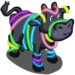 String of Lights Cow-icon
