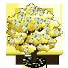 Amber Maple Tree-icon