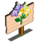 Glowing Bouquet Mastery Sign-icon
