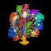 Paint Brushes Tree-icon