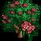 Red Plumeria Tree-icon