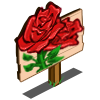 Red Rose Mastery Sign-icon