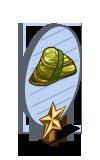 Egg Tart 1 Star Mastery Sign-icon