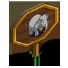 Elephant Mastery Sign-icon