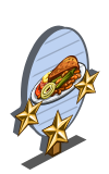 Field Pea Surprise 3 Star Mastery Sign-icon