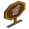 Granny Wolf Mastery Sign-icon