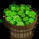Green Rose Bushel-icon