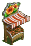 Mesa Queen Flower Stall-icon