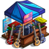 Music Stall-icon