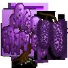 Purple Willow Tree-icon