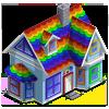 Rainbow Cottage-icon