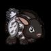 Silver Fox Rabbit-icon
