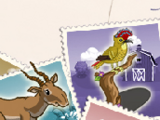 Stamp Collection Countdown