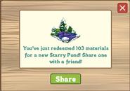 Starry Pond Redeemed