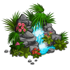 Tropical Waterfall-icon