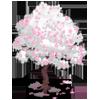 White Cherry Blossom-icon
