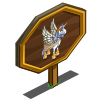 Zeus Pegacorn Mastery Sign-icon