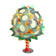 12 Drum Tree-icon