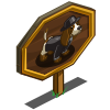 Blues Hound Mastery Sign-icon