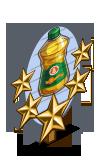 Canola Oil 5 Star Mastery Sign-icon