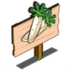 Chinese Daikon Mastery Sign-icon