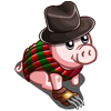 Clawed Pig-icon