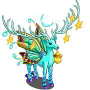 Forest Angel Deer-icon
