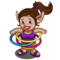 Hula Hoop Gnome-icon