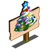 Mini Holiday Trees Mastery Sign-icon