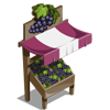 Zinfandel Stall-icon