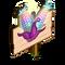 Auroral Corn Mastery Sign-icon