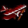 Biplane-icon