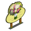 Bouquet Tree Mastery Sign-icon