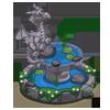 Dragon Fountain-icon
