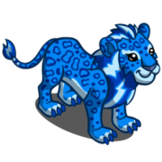 Electric Blue Leopon-icon