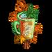 Giant Iced Mint Mocha Tree-icon