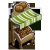Kennebec Potato Stall-icon