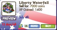 Liberty Waterfall Market Info (June 2012)