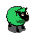 Lime Green Malachite Ewe-icon