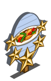 Mussel Poke 5 Star Mastery Sign-icon