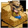 Napping Cowpoke Gnome-icon