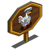 Captain Chicken Mastery Sign-icon