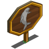 Finless Porpoise Mastery Sign-icon