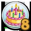 Happy Fourth Birthday Quest 8-icon