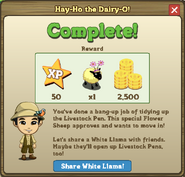Hay-Ho the Dairy-O!-COMPLETE