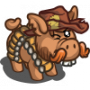 Magnificent Ugly Pig-icon